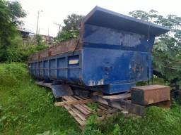Caçamba de truck