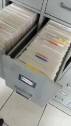 Arquivos de Aço para Fichário com 8 gavetas