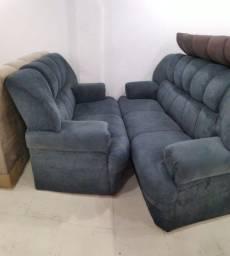 Conjunto de sofá novo