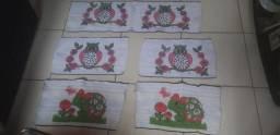 Kit de tapete para decoração