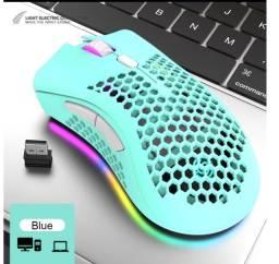 Mouse gamer sem fio K-Snake BM600 (parcelamos)