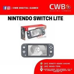 Nintendo Switch Lite, Novo com garantia. Loja física