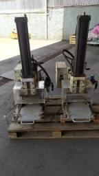 Vendo duas prensas hidráulicas Schmidt