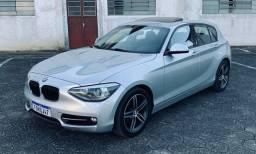 BMW 118i 2015 com teto solar
