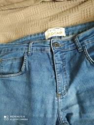 Calça Jeans Zoomp Masculina, tamanho 42