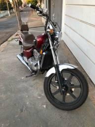 Moto Kawasaki Vulcan 500