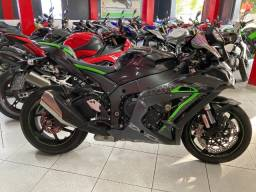 Kawasaki Ninja Zx 10R SE 2020 Cinza