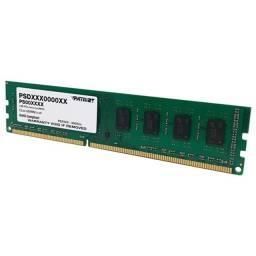 Memória Ram Patriot DDR3 4gb 1600mhz cl11 Lacrada