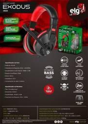 Fone Headset Gamer Compatível para Celulares