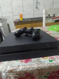 PS4 FAT 500gb usado