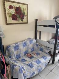 Apartamento à venda com 1 dormitórios em Caiçara, Praia grande cod:142715