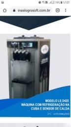 Título do anúncio: Máquina de sorvete ( vendo ou troco)