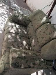 Sofa 2 lugares otimo