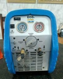 Recolhedora de gas 1800