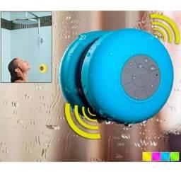 Mini Caixinha Som Bluetooth Portátil Prova Água Ventosa  Wpp: *
