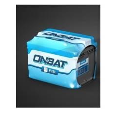 Bateria Auto motiva 60 Amperes 12 Mêses de Garantia Universal pxgjp ijmwd