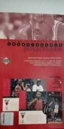 Upper Deck Michael Jordan's seminovo
