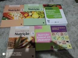 Livros de datico de nutrição