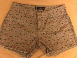 Shorts jeans femininos novos
