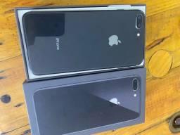 Iphone 8 plus 64gb completo bem conservado