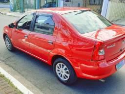 Renault Logan Authentique 1.0 16V (flex) 2011 FLEX