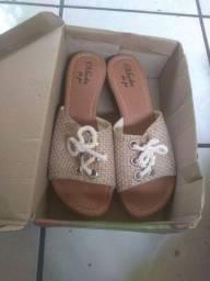 Moda do pé verão