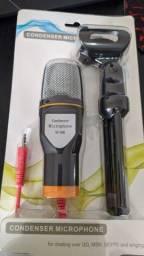 Microfone Condensador SF 666