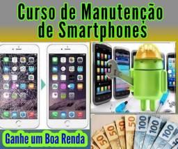 CURSO DE MANUTENÇÃO DE CELULARES/SMARTPHONE