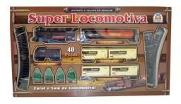 Locomotiva Super 800-3 - Braskit