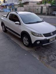 Saveiro cross 1.6 flex completa 2012.