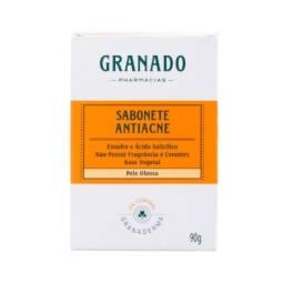 Título do anúncio: Sabonete Granado Anti Acne Enxofre E Ácido Salicilico 90g