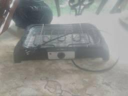 Churrasqueira manual Elétrica