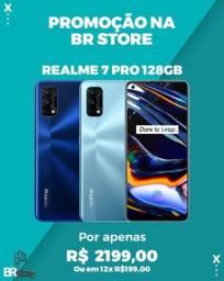 Realme 7 Pro 128 Gb Lacrado a Pronta entrega (Ac.cartão)