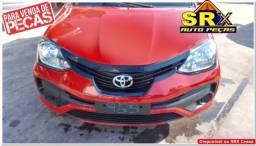 Sucata Toyota Etios 1.3  16v flex 2019