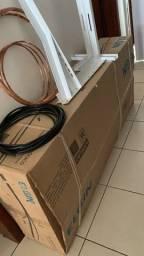 Ar condicionado elgin 60000btu zero na caixa