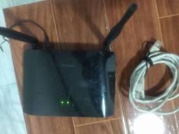 V/roteador wireless d.link por 60 reais