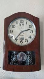 Relógio antigo Transistores Calendar