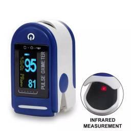 Oxímetro digital de dedo medidor de saturação de oxigênio