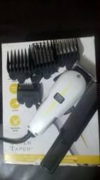 Máquina de cortar cabelo super taper
