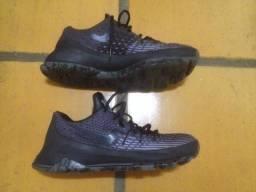 Tênis Nike Kd 8`` Blackout`` Kevin Durant, 38 br, size: 7.5 us 25 cm. Original, Cond: 9/10