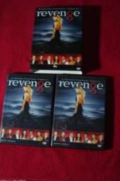 Box Seriado Revenge - Segunda Temporada completa - Novo