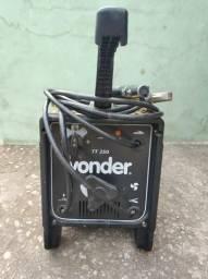 Transformador Para Solda Tt 2.500 Vonder