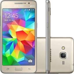 Samsung gran prime dourado dtv