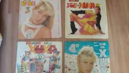 LP disco de vinil - Xuxa