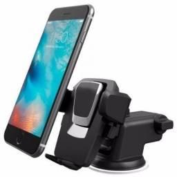 Suporte Celular Veicular Gps Smartphone Universal motoboy de graça