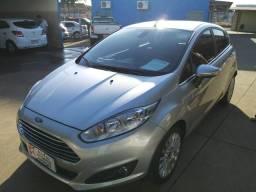 Ford Fiesta Titanium automático 1.6 completo - Único dono! - 2014