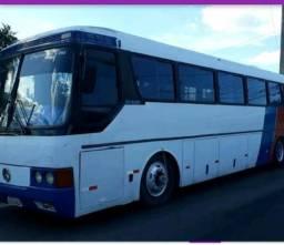 Vendo ou troco ônibus para pescaria - 1986