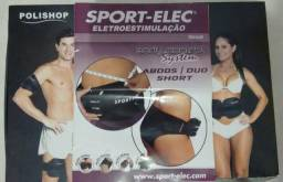 Tonificador muscular Polishop Sport- Elec