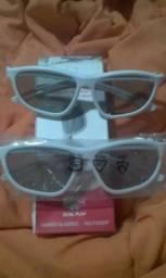 Óculos Dual play games marca LG original