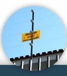 Lm Segurança:Cerca elétrica na sua casa ou trabalho